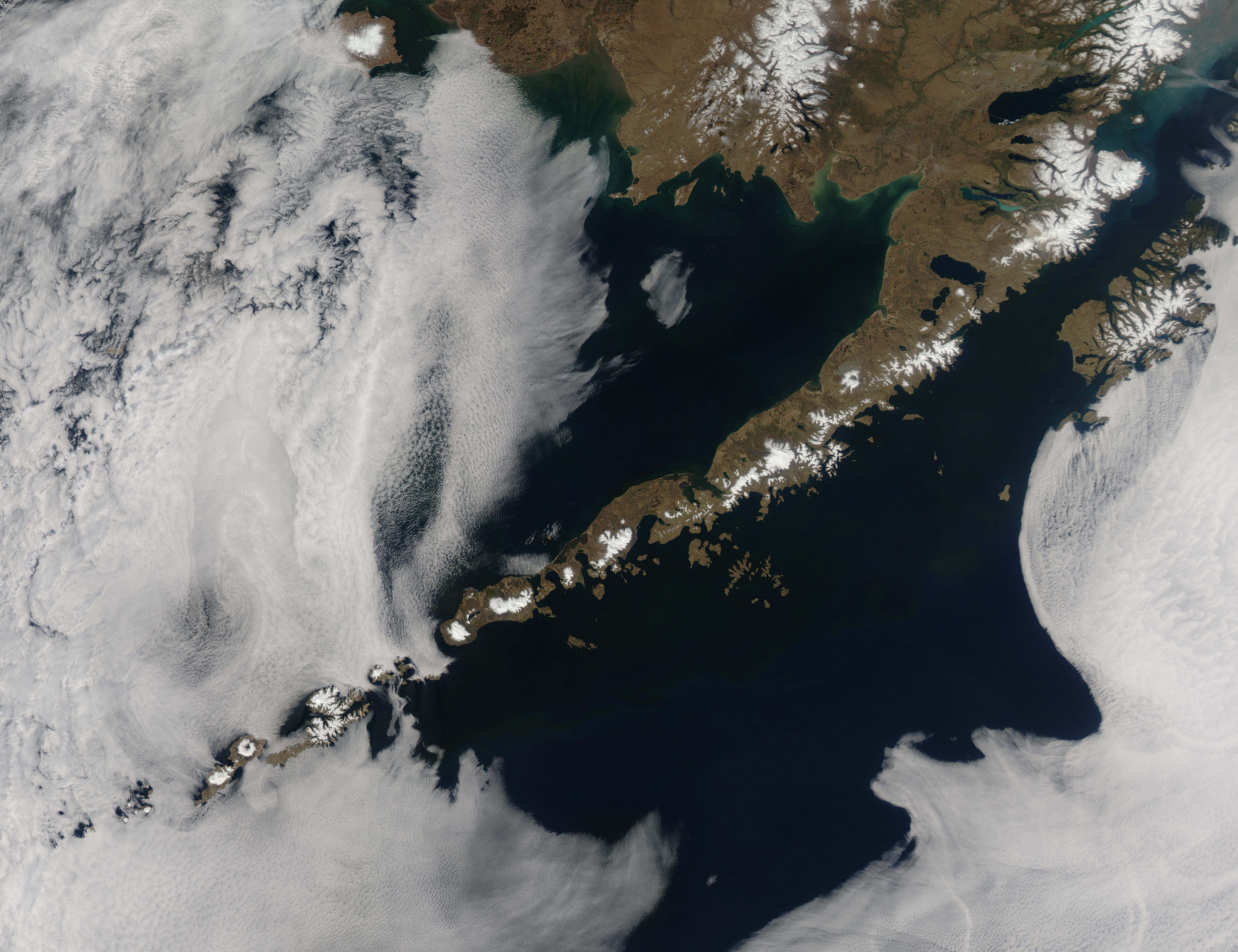The Aleutian Islands - related image preview