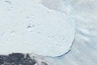 Retreat of Jakobshavn Glacier, Greenland