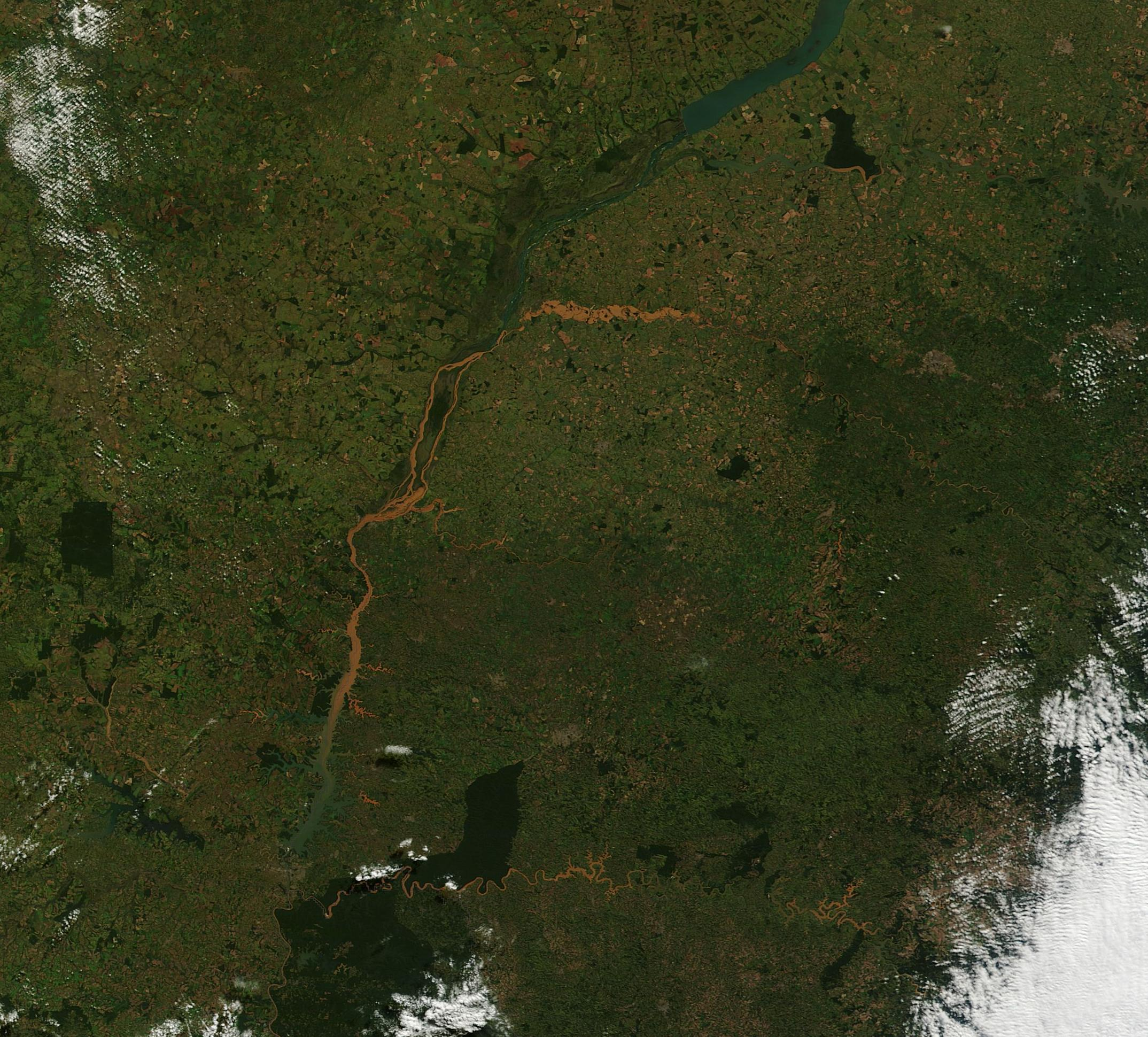 Floods in Southern Brazil - related image preview