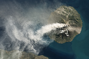 Sangeang Api Eruption - selected image