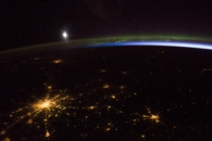 Night Colors over Russia