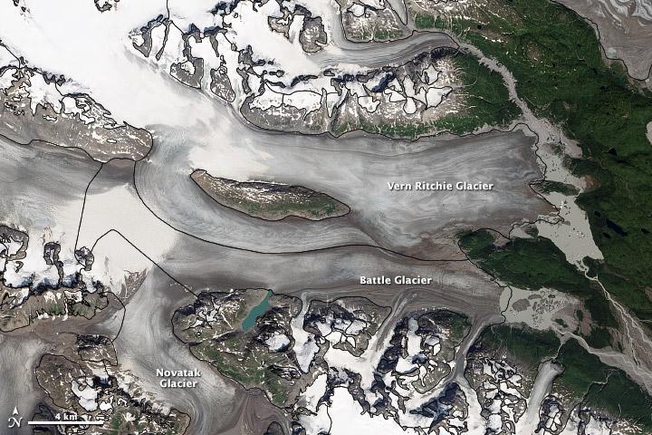The Randolph Glacier Inventory