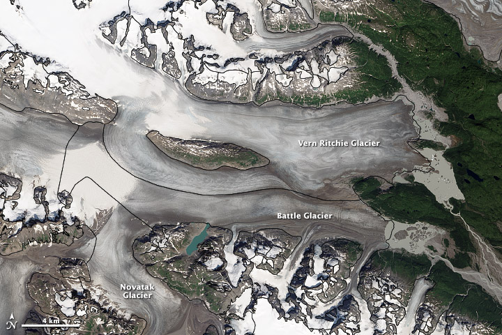 The Randolph Glacier Inventory - related image preview