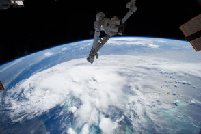 Hurricane Arthur - selected image