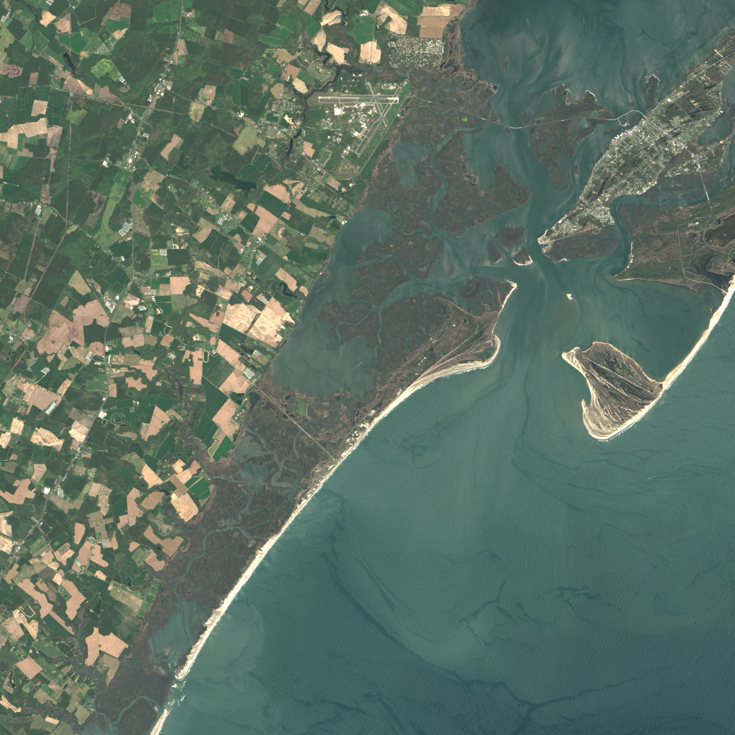 Launching from Wallops Island : Image of the Day