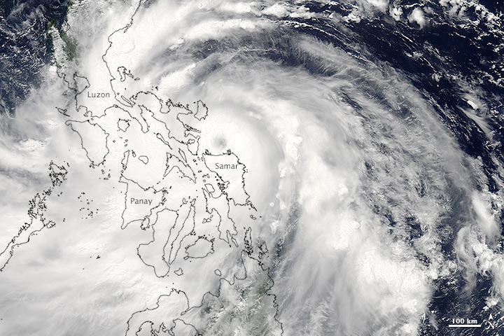 Typhoon Rammasun Drenches Philippines - related image preview