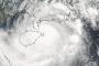 Typhoon Rammasun Making Landfall in China