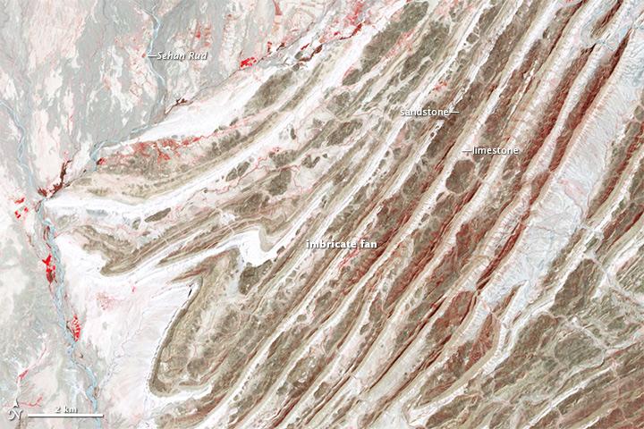 Forging Sulaiman Range