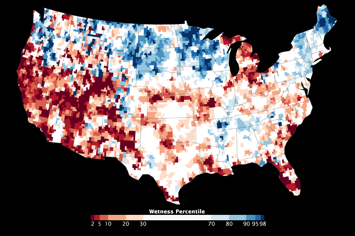 Groundwater Deficit Out West - related image preview