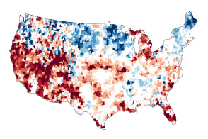 Groundwater Deficit Out West