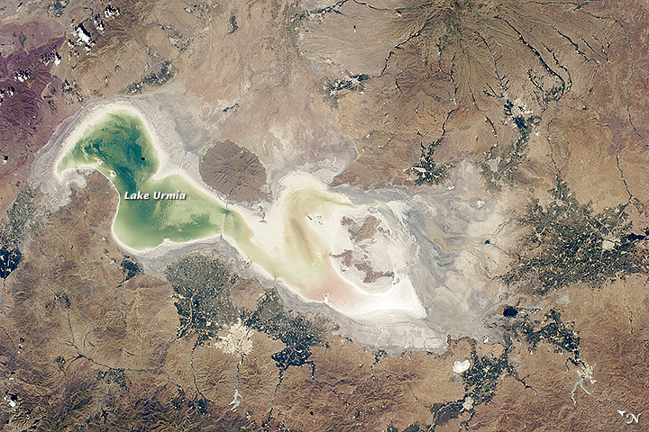 Lake Urmia - related image preview