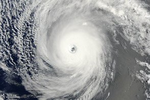 Hurricanes Iselle and Julio