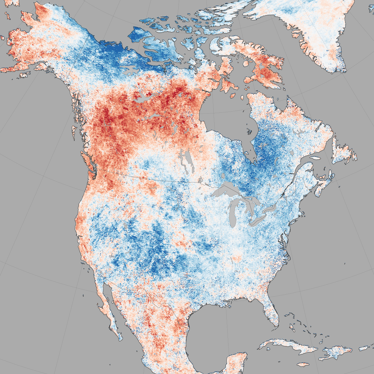 Unusual July Temperatures - related image preview