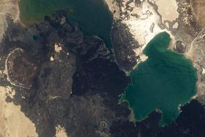 Curiosities of the Danakil Depression