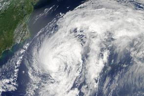 Hurricane Cristobal - selected image