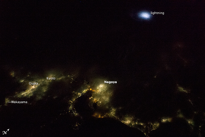 Citizen Science with Night Images