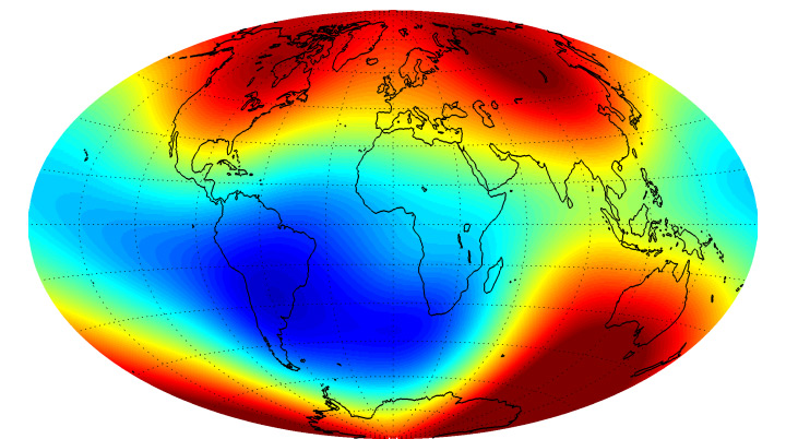 Measuring Earth S Magnetism