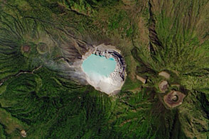 Acid Lake in Java