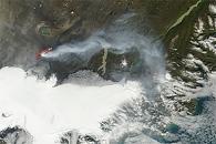 Eruption at Bárdarbunga Volcano