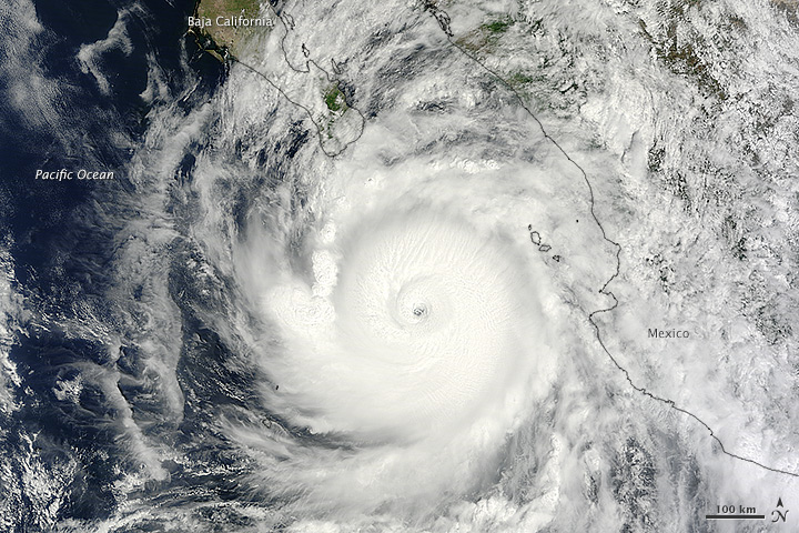 Hurricane Odile