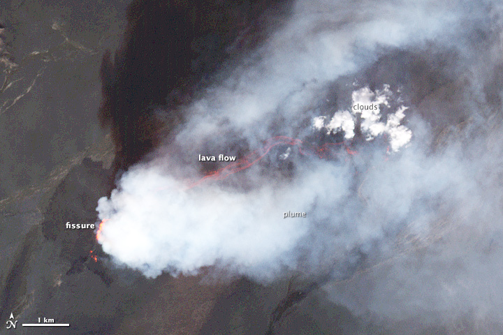Holuhraun Lava Flow - related image preview