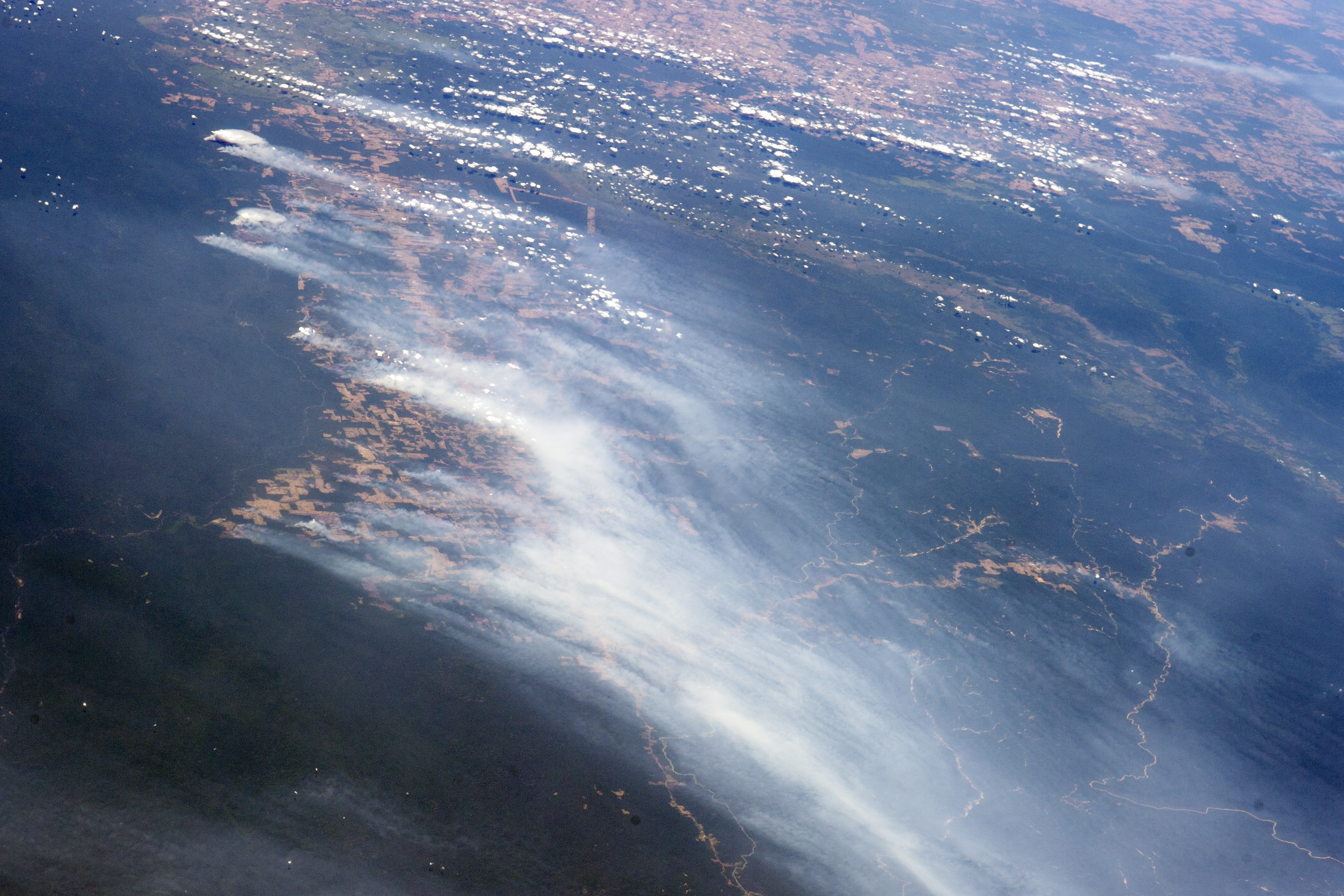 Amazon Forest Fires - related image preview