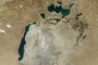 The Aral Sea Loses Its Eastern Lobe