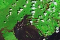 Kilauea's June 27 Lava Flow