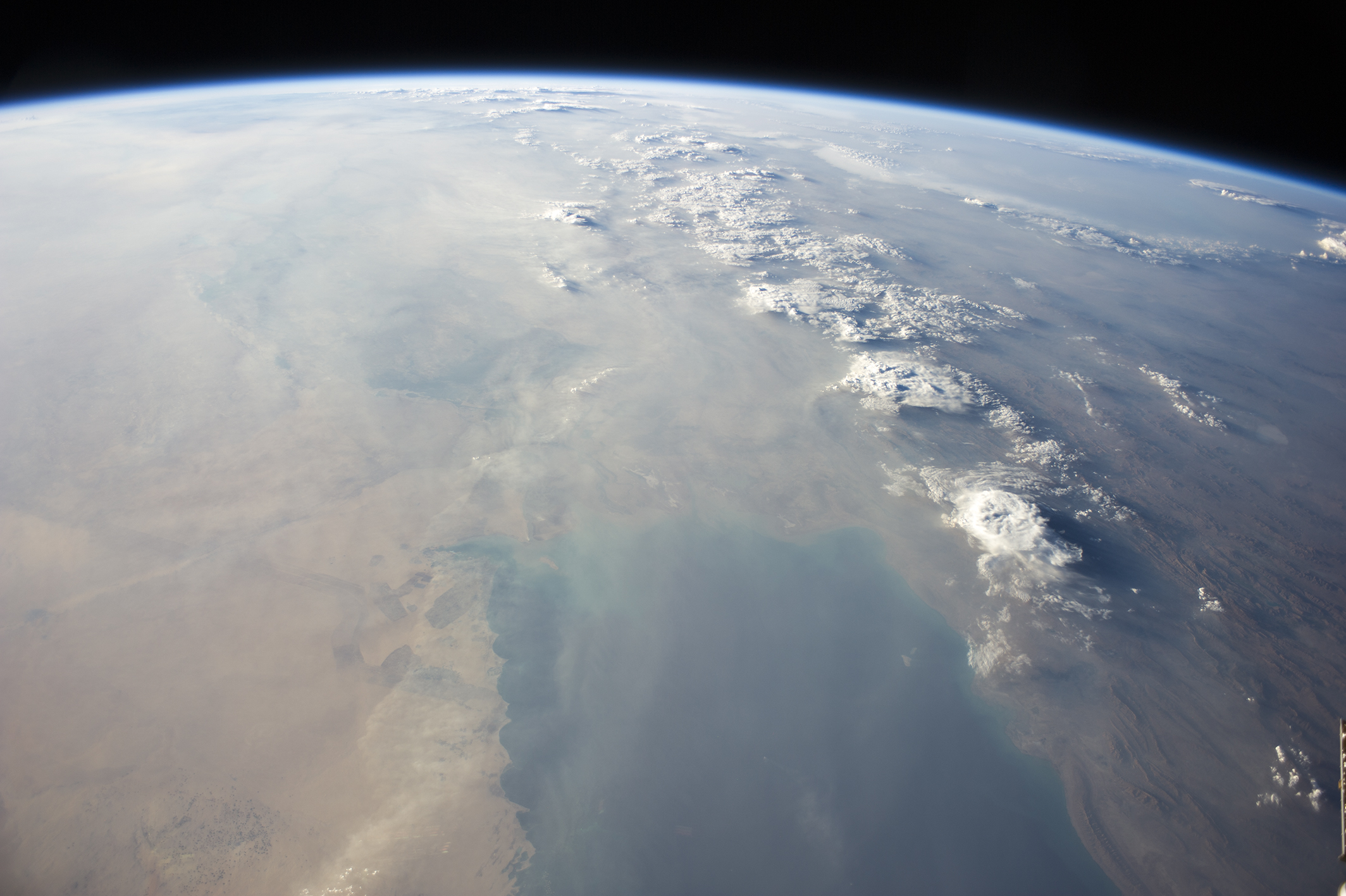 The Persian Gulf, Clear and Clouded - related image preview
