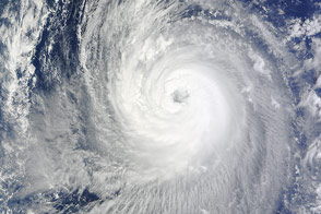 Super Typhoon Phanfone - selected image