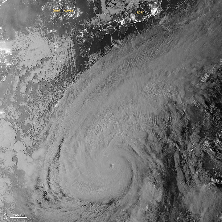 Super Typhoon Nuri