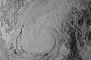 Super Typhoon Nuri - selected image