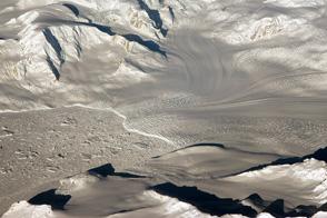 Antarctic Landscape Illuminated - selected image