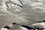 Antarctic Landscape Illuminated