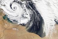 Dust off Libya