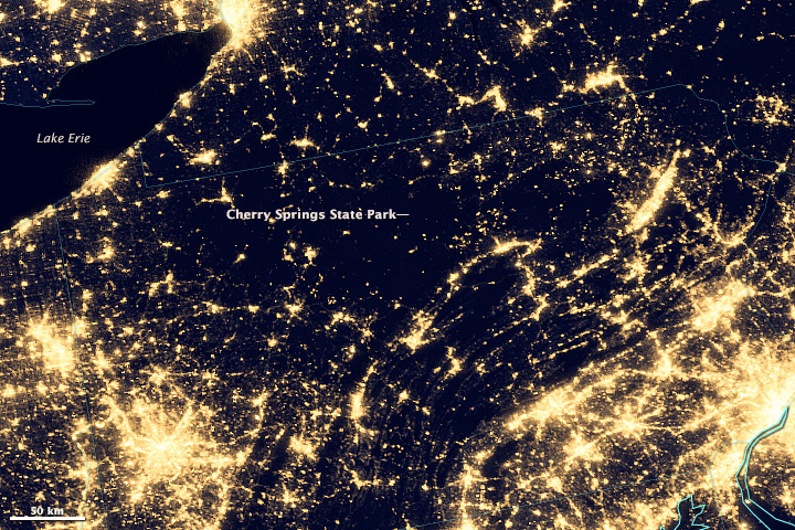 Dark Sky Parks - related image preview
