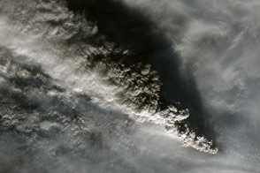 Plumes from Pavlof Volcano - selected image