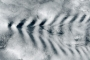 Wave Clouds behind Amsterdam Island