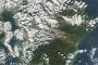 Mount Aso Ash Plume