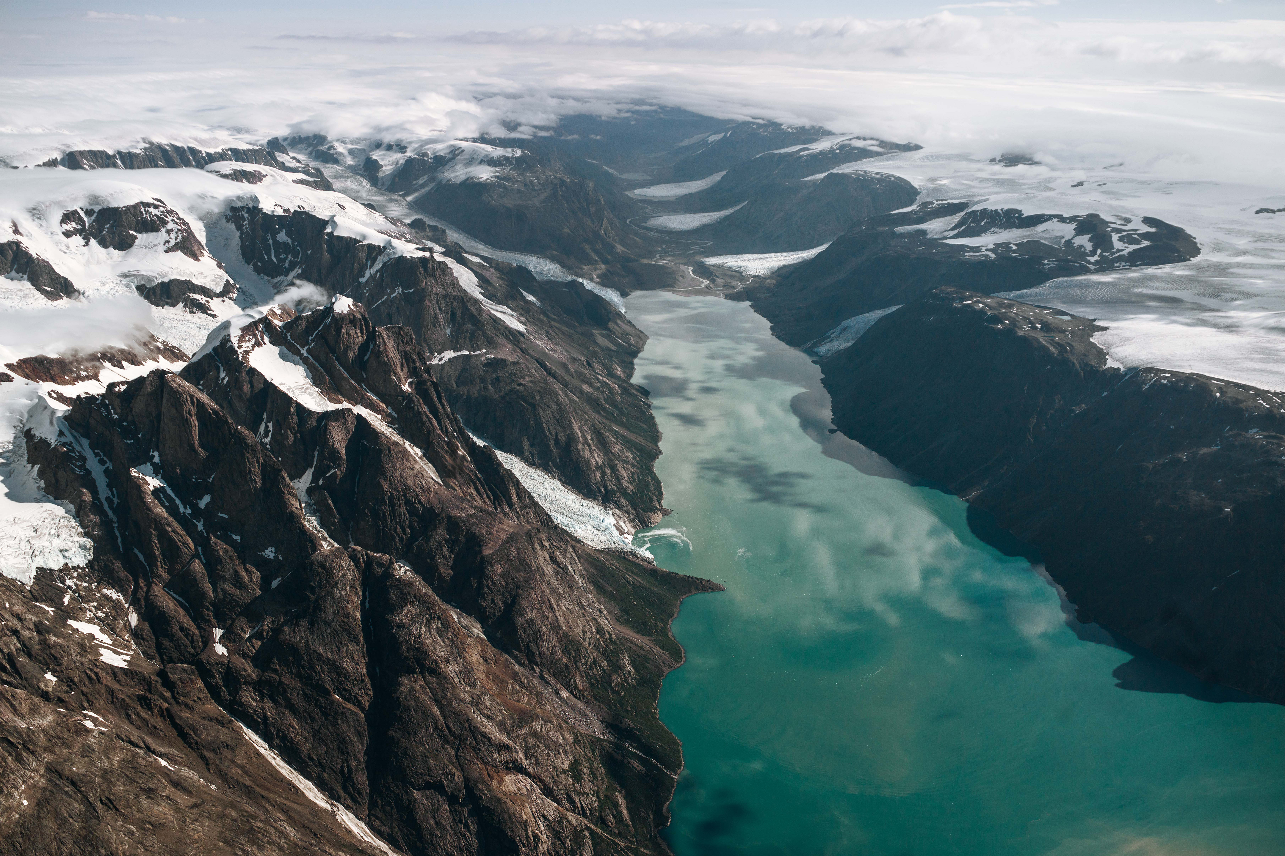 greenland glaciers Over the last century, the glaciers in southeast greenland have exhibited different behaviors from one fjord to the next this complex.