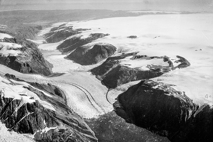 New Insight from Old Snapshots of Greenland