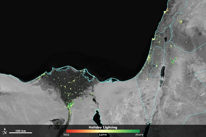 The Lights of Ramadan and Eid al-Fitr - related image preview