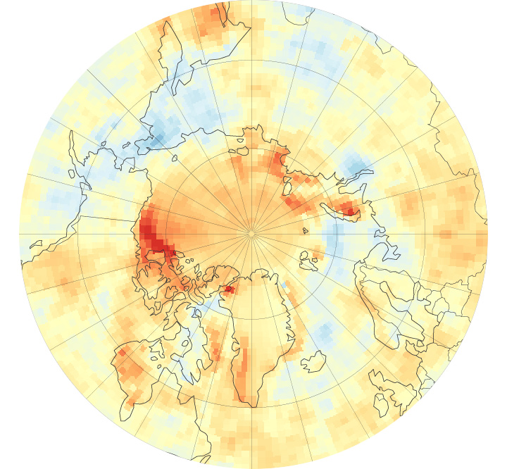 The Arctic Is Absorbing More Sunlight - related image preview