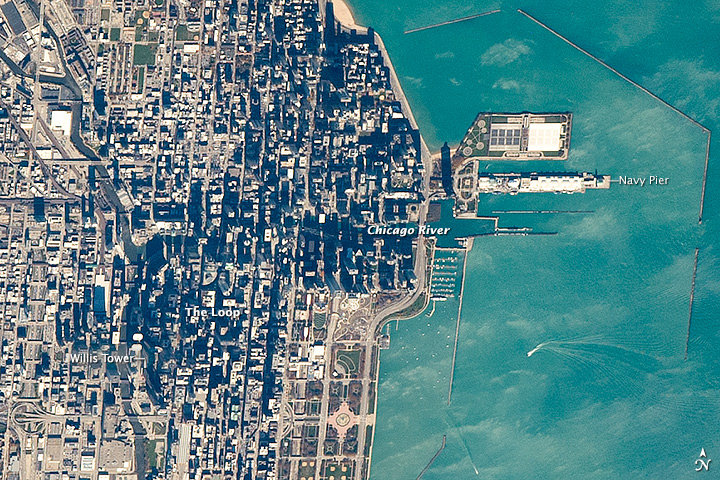 Chicago and Its Loop