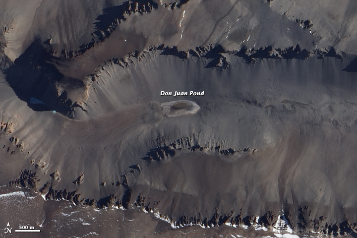 Saltiest Pond on Earth - related image preview