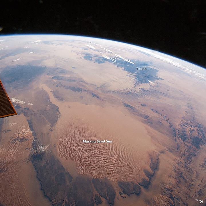 Marzuq Sand Sea, Libya