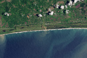 Coastal Recovery in Aceh Province, Sumatra - selected image
