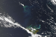 Undersea Eruption Near Tonga