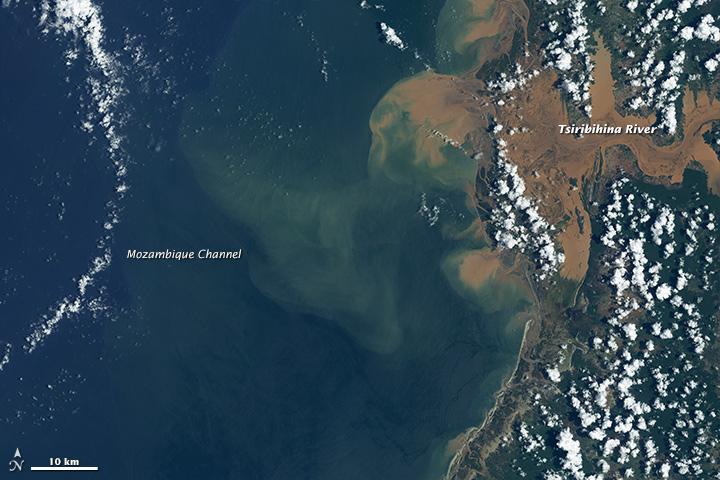 Flooding in Madagascar