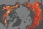 High-Latitude Forest Fires Behave Differently in North America and Eurasia